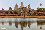 main temple of  Angkor Wat