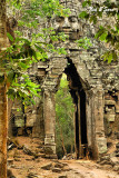 Angkor Wat -  west gate