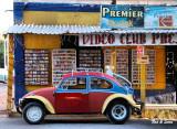 Pintor Joe VW  prepared for Baja