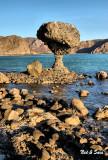 Balancing Rock -  Balandra Bay