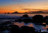 twilight at  Land's End - Cabo San Lucas