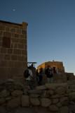Capela - Topo do Monte Sinai