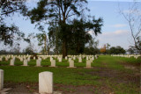 A Small Part of the Cemetery at Carville
