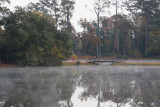 The Lake Has a Frosty Breath