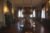 Oak Alley Plantation Dining Room