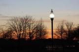 Sundown in the Park