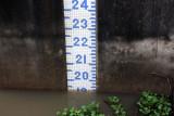 Spillway Gauge -  May 17, 2009