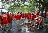 New Orleans' Hash House Harriers and The Color Red