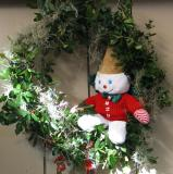 Mr. Bingle Visits the Live Oaks in City Park