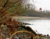 Little Lighthouse on the River
