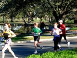 Mardi Gras Marathon Run--February 5, 2006