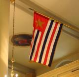 Louisiana Secession Flag--mid 1800's