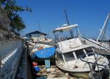 Municipal Yatch Harbor Seven and One-Half Months After Katrina