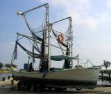 Shrimp Boat on Wheels