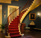 Houmas House - Free Standing Staircase