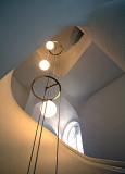 Rudolf Steiner House Staircase