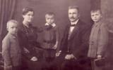 Stjepan, Katarina, Ivan, Milan + Josip Vukusa