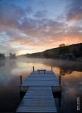 Mist Before Dawn