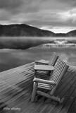 Dawn on Big Moose Lake
