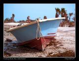 Fishing Boat at Abu Saib Beach