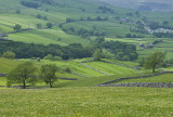 The Yorkshire Dales Near Stainforth and Settle
