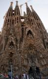 Sagrada Familia -- Four Images