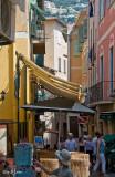 Street Scene In Villefranche-sur-Mer