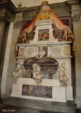 The Tomb Of Michelangelo -- Three Images