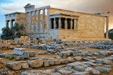 The Erechtheum -- Two Images