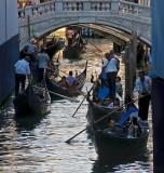 Gridlock in Venice