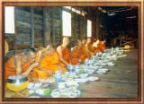Monk's banquet