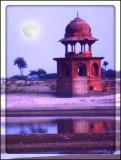 Ruins at Agra