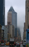 Midtown in Fog