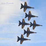 Blue Angels over KBay