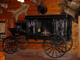 Reflection in a Hearse