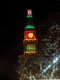 D&F Tower Xmas by Ed Sargent
