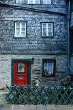 Red door by geetwee
