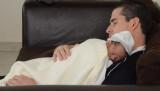 dad and baby´s nap   zzzzzzzzzzz