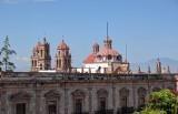 San Nicolás y Clavijero.