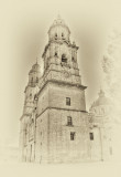 Torres de catedral Morelia