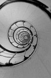Round stair caise