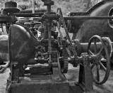Old Mill machinery