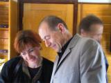 Christine Werner und Ostbahn-Kurt in Grenzen-Los