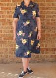 Dress, full length view