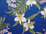 Fabric detail: poplin from Hawaiian Fabric