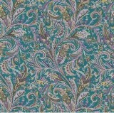 The fabric: a Italian lawn from International Fabric Collection