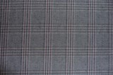 My fabric - a taupe plaid cotton from Sawyer Brook