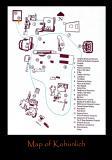Kohunlich Map