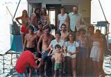 1977 Lake Powell Group Shot