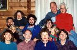 1992 Thanksgiving Group Shot
